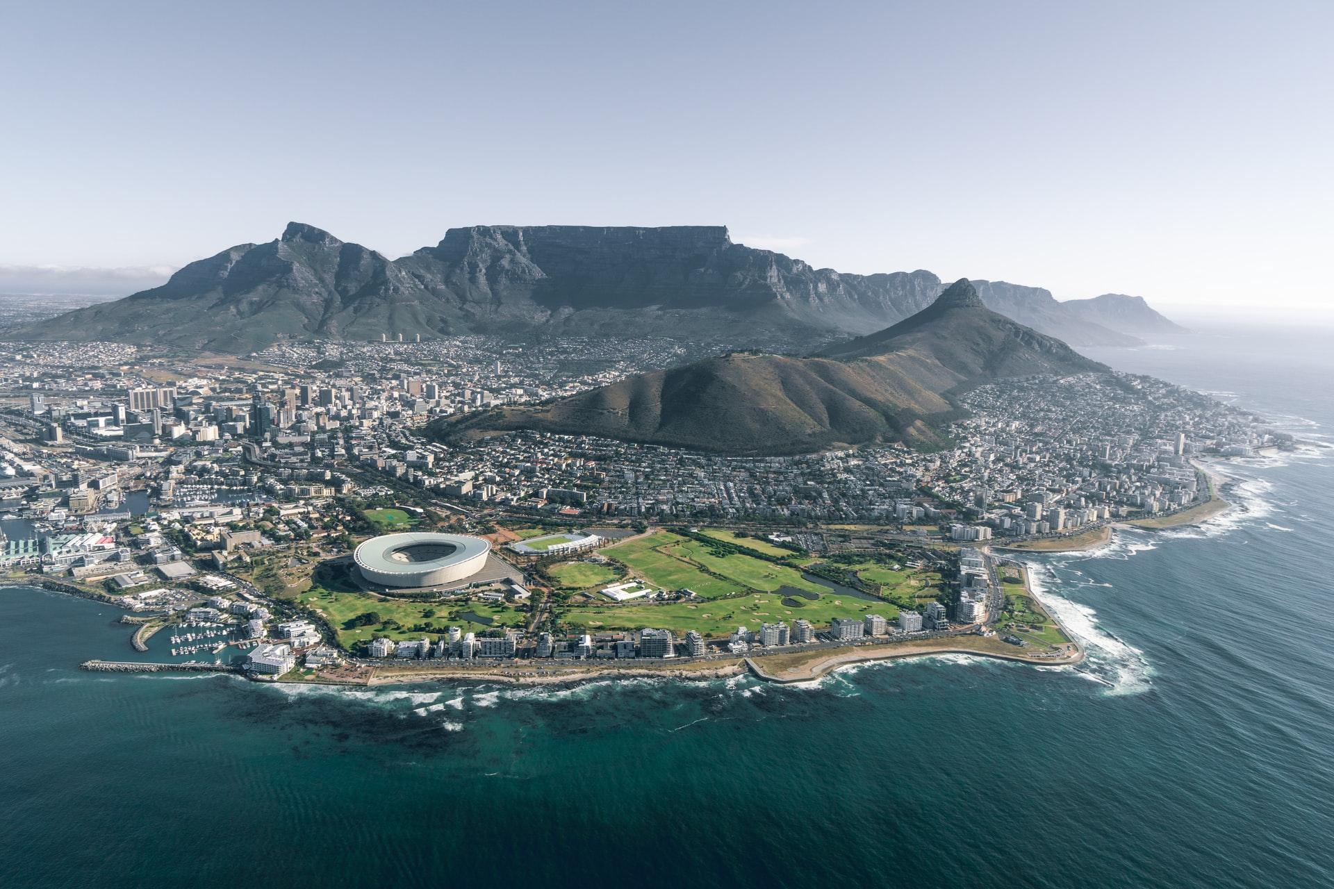Νότιος Αφρική  Cape Town 7 μέρες