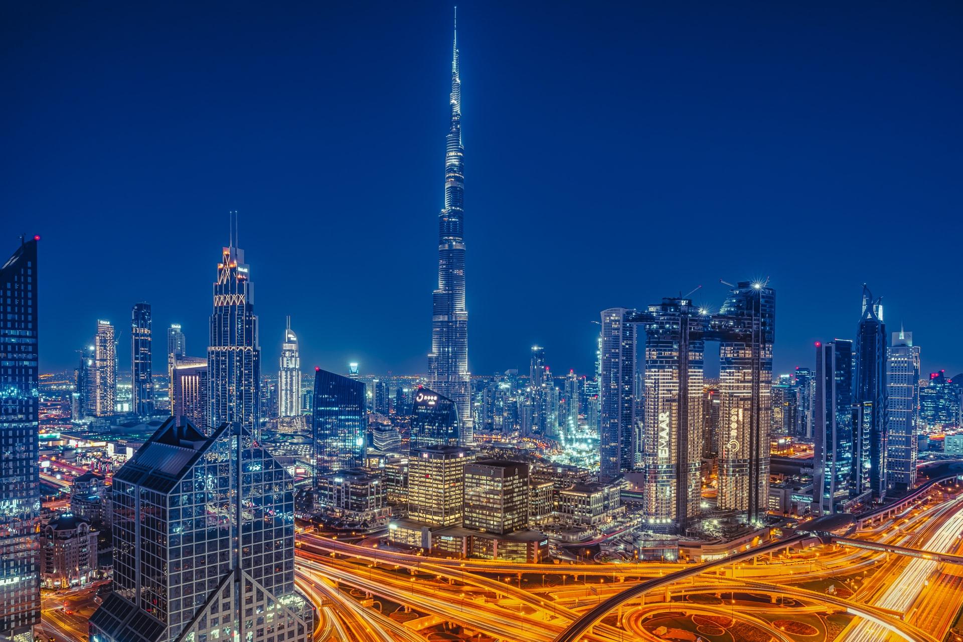Ντουμπάι Οργανωμένη Εκδρομή 6 μέρες