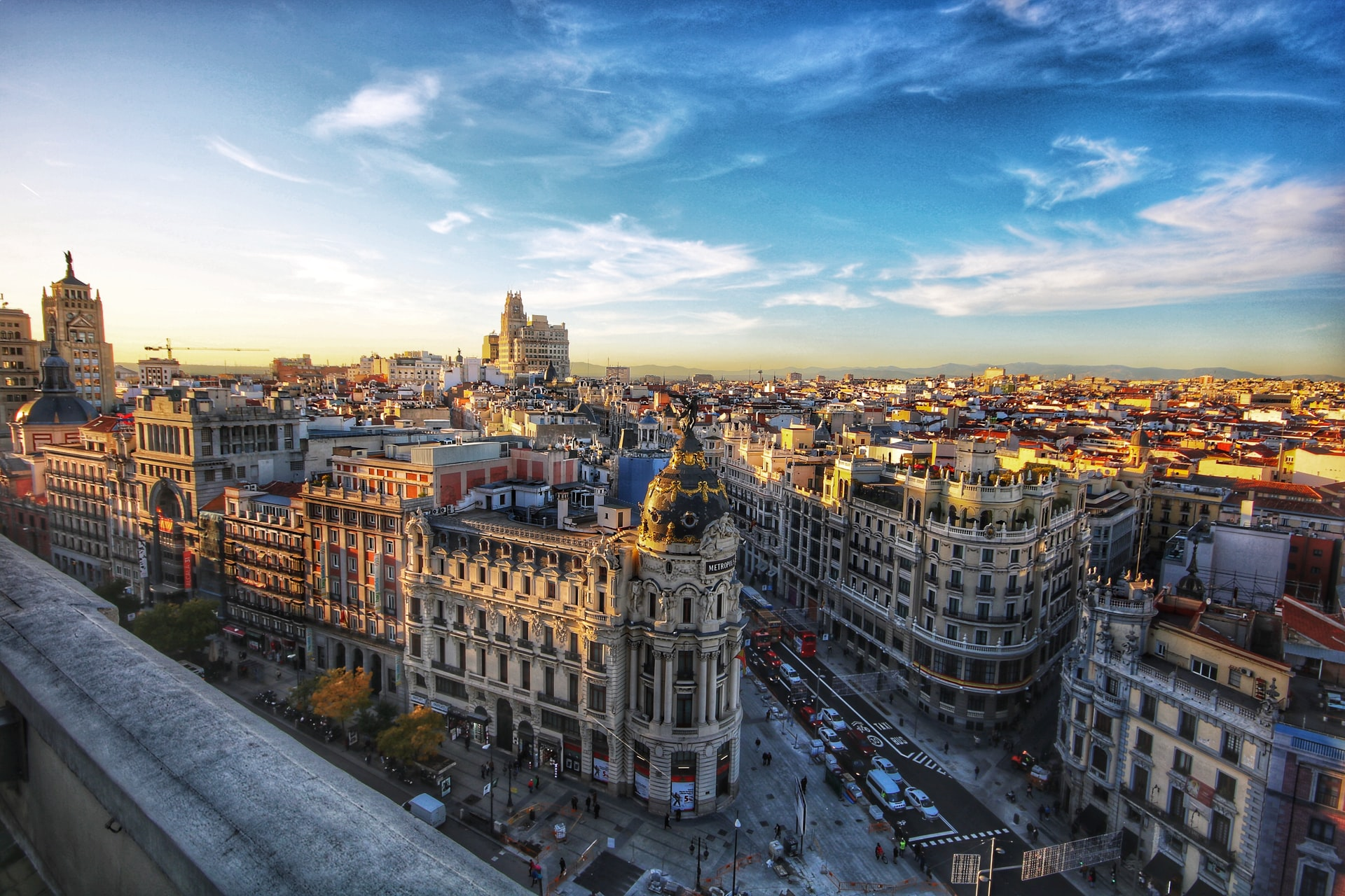 Μαδρίτη - Βαρκελώνη  5 μέρες