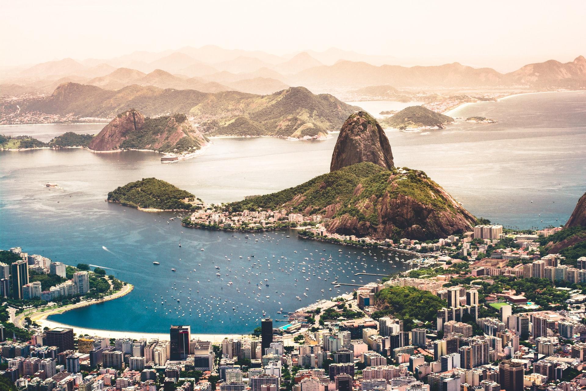 Βραζιλία 10 μέρες