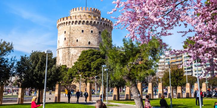 Μακεδονία - Θράκη - Θεσσαλονίκη 7 μέρες